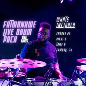 Kwesi Live Drum Pack